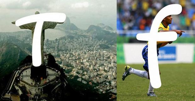 tipografía Dalton Maag en la que se inspiran los pictogramas de Río 2016