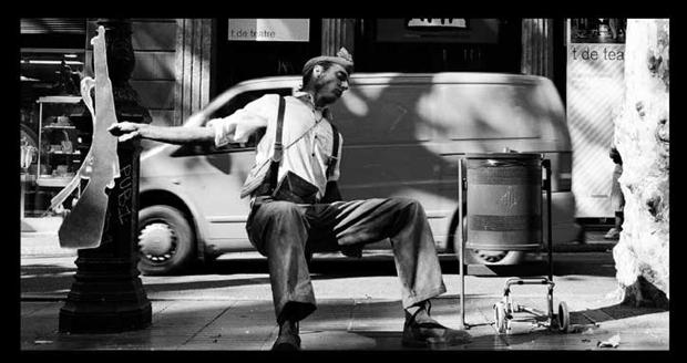 Robert Capa, La sombra del iceberg