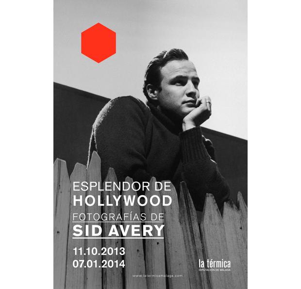 Sid Avery, cartel expo La Térmica