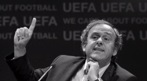 Un cuadro para Michel Platini