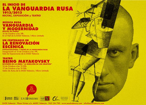 La vanguardia rusa en EASD Valencia