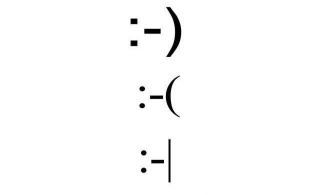 00 emoticonos ¿Quién inventó los emoticonos?
