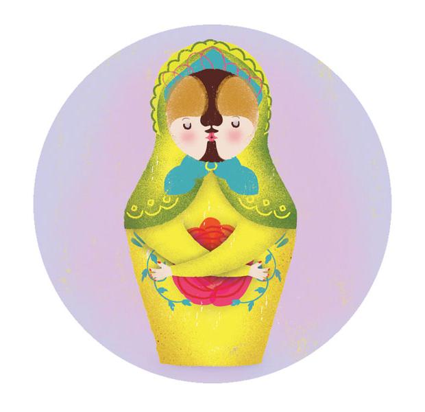 Marisa Morea, ilustradores contra la homofobia