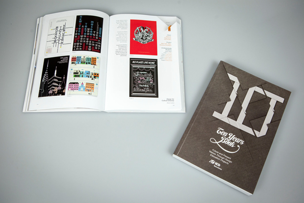 Ten Years Book, libro IED Barcelona