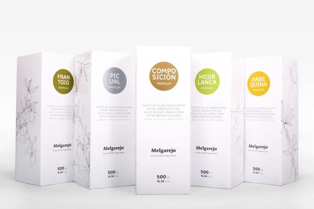 Premium Melgarejo, línea de packaging