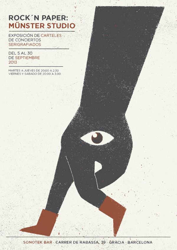 Rock N' Paper, cartel de conciertos