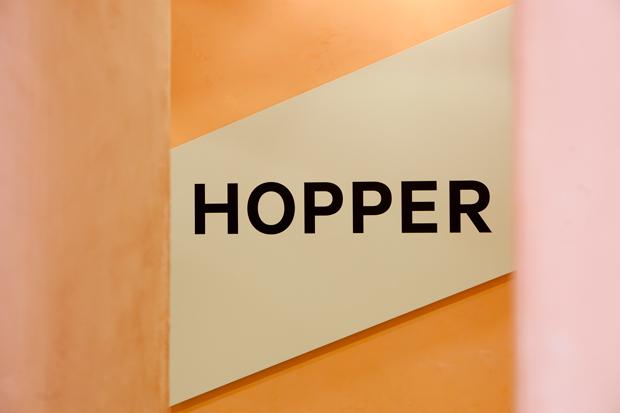 Sánchez Lacasta, exposición Hopper