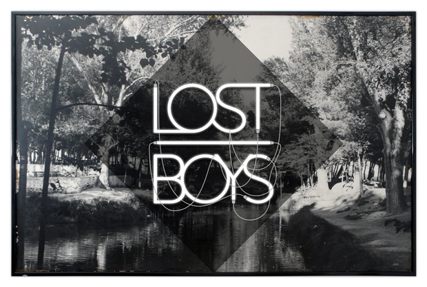 Tactelgraphics, presentación expo LostBoys
