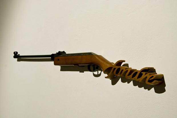 Xavi Déu, escopeta tipográfica