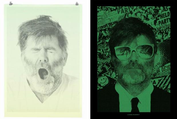 Alex Trochut, proyecto Binary Prints