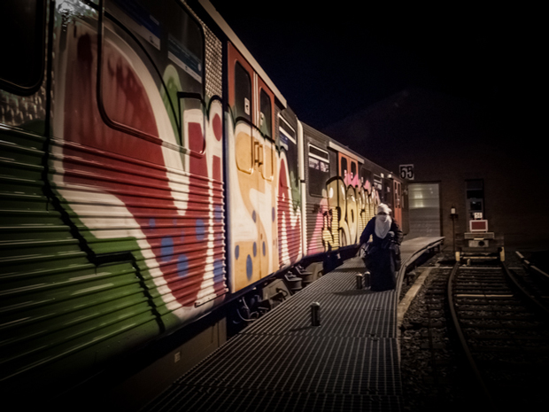 arte bastardo, expo fotográfica sobre graffiti