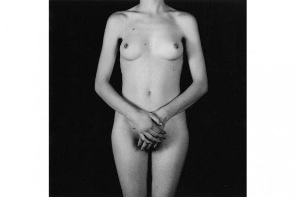 fotografía cuerpo desnudo, Zbigniew-Dlubak