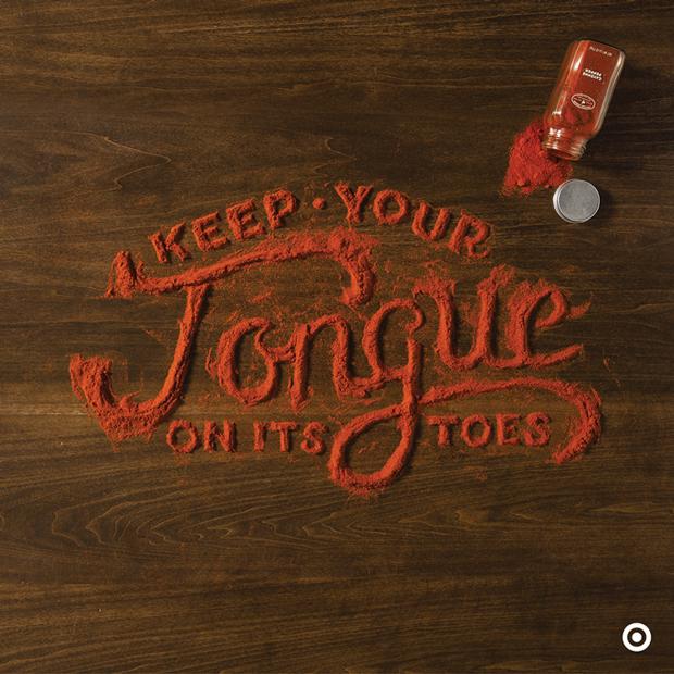 Un lettering para chuparse los dedos, de Marmalade Bleue