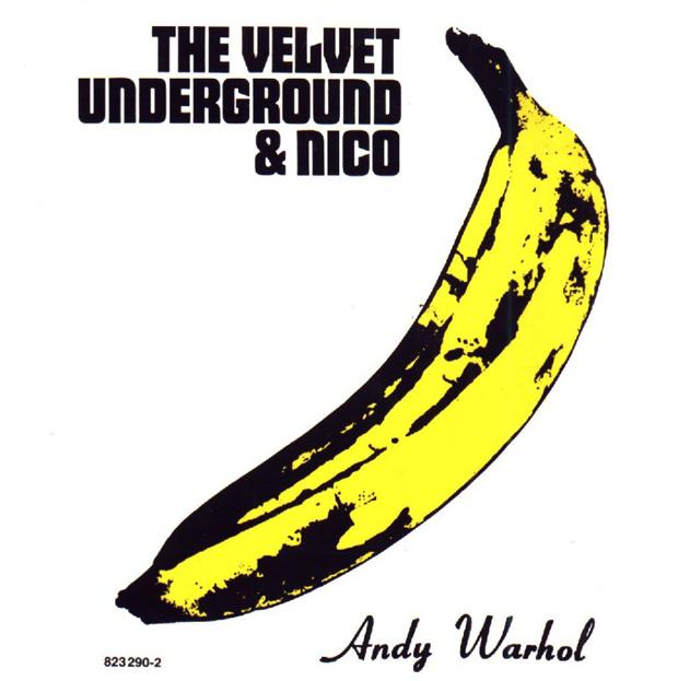 The Velvet Underground & Nico, portada de Warhol de 1967