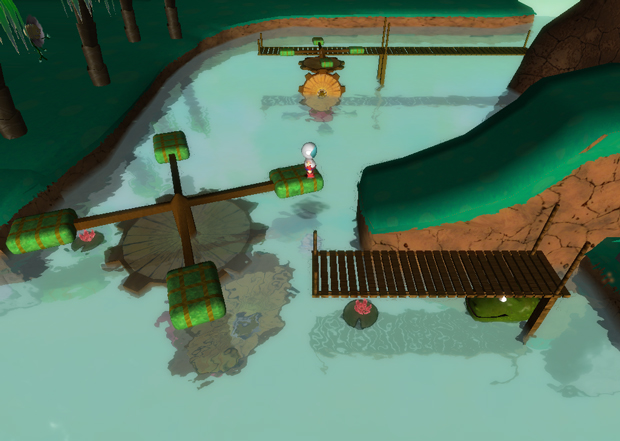 videojuegos de los alumnos de la UPC, Star Works