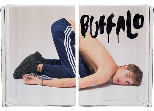 Buffalo #2, revista experimental