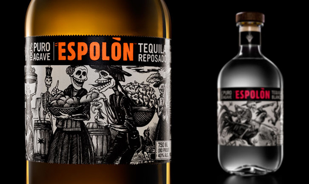 Tequila Espolón, el packaging transformado en un storyteller