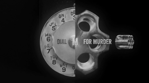Hitchcock, Dial M for a Murder