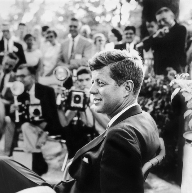 Jacques Lowe, foto JFK