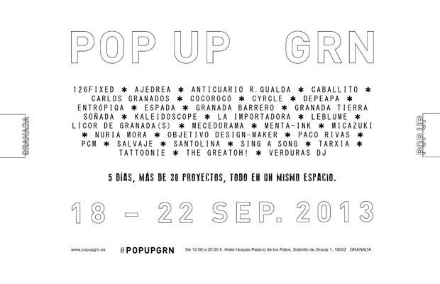 POP UP GRN