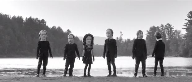 Reflektor, fotograma videoclip Anton Corbijn