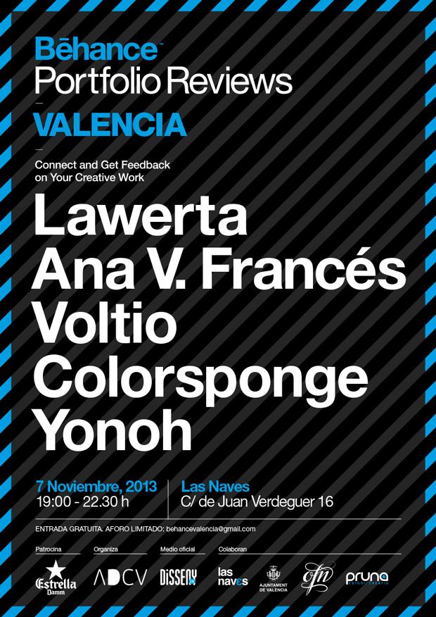 Behance Portfolio Reviews Valencia