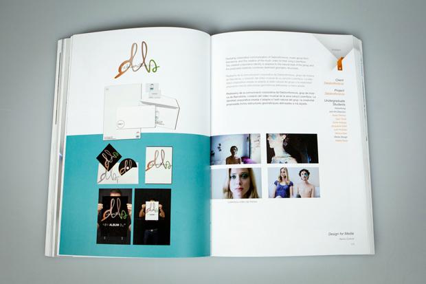 Ten years book es un libro de tendencias y escenarios futuros y presentes del ámbito del diseño
