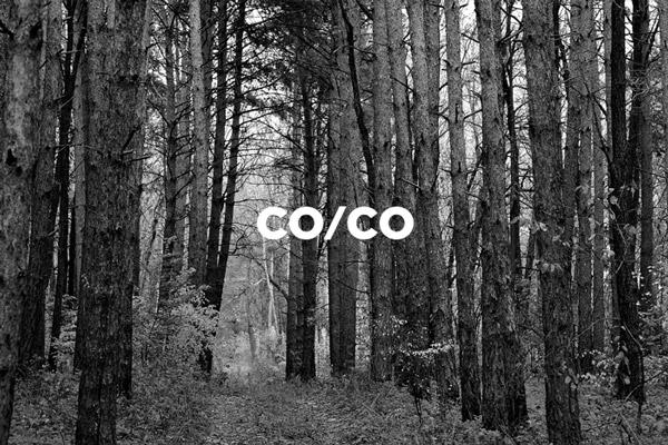 Co/Co, proyecto de identidad de Tatabi Studio