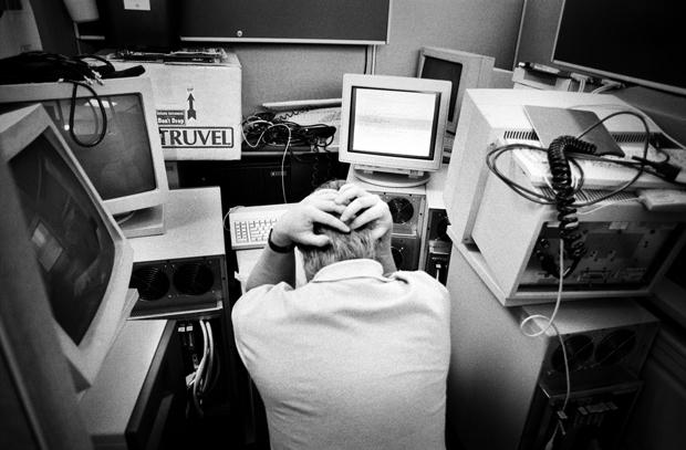 Doug Menuez, fotografía de la serie Silicon Valley