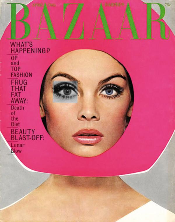 Diseño editorial, Harpers Bazaar