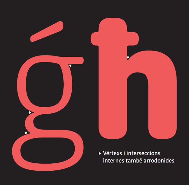 Jordi Embodas y Noe Blanco diseñan la nueva familia tipográfica Bulo Rounded