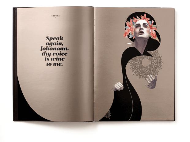 Salomé, tipografía display de Atipo