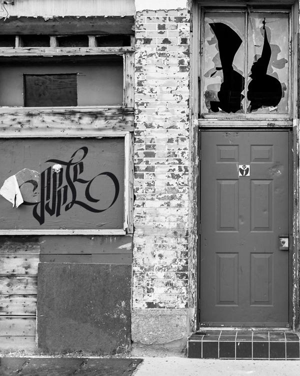 Streetbranding, Apple en caligrafía