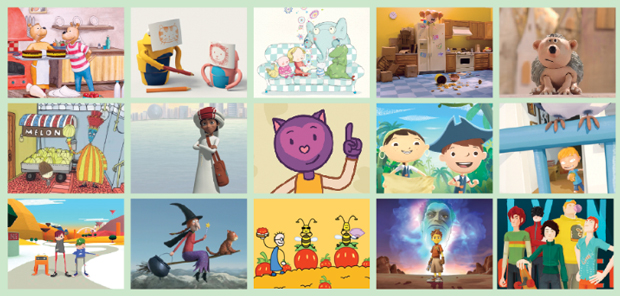 Toon a Vile, Barcelona animation showcase