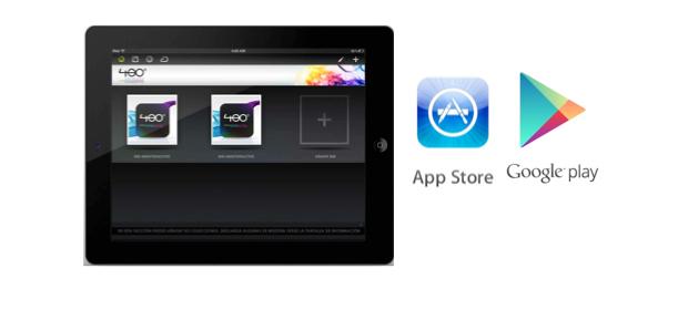 480interactive, publicaciones para Google Play y App Store