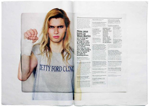 Buffalo #2, revista anárquica y experimental