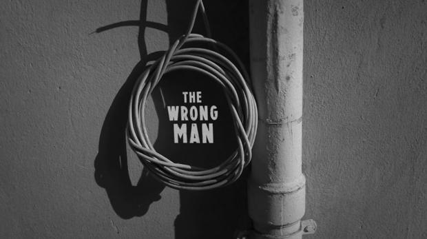 Hitchcock, The Wrong Man