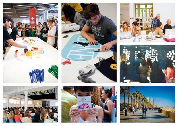 IED Master, imágenes de alumnos Madrid y Barcelona