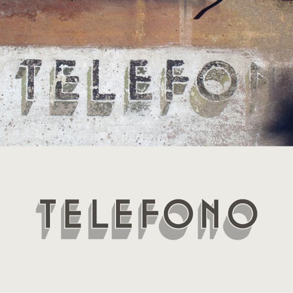 Juan Nava, letras recuperadas Teléfono