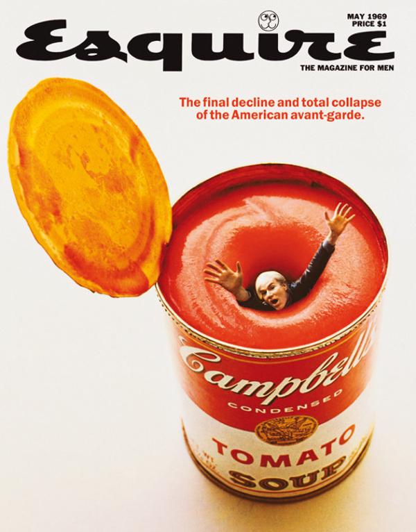 Diseño editorial, Esquire