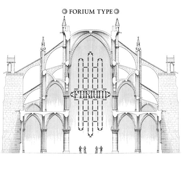 Forium, tipografía decorativa de Juanjo Rivas