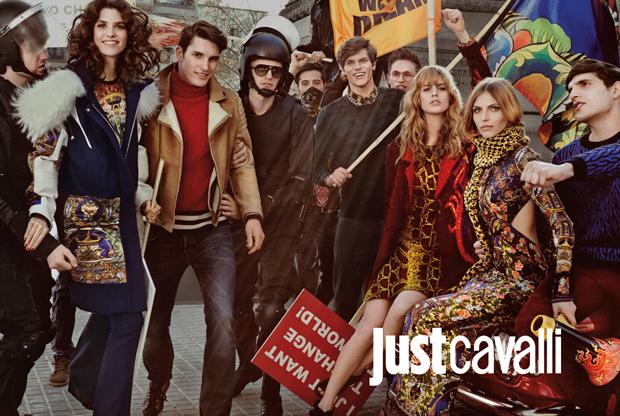 Cavalli, campaña 2013 polémica 15M