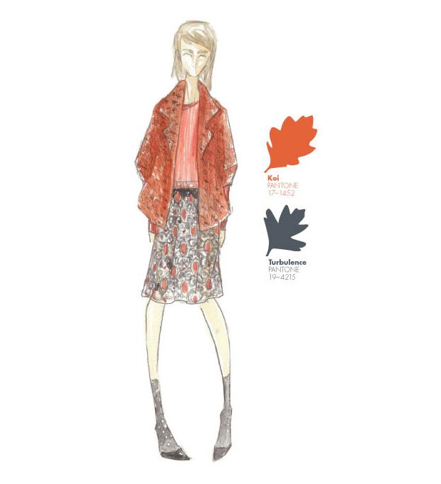 Turbulence y Koi, en el Top 10 colores Pantone otoño-invierno 2013