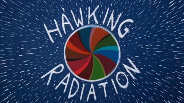 Stephen Hawking, fotograma