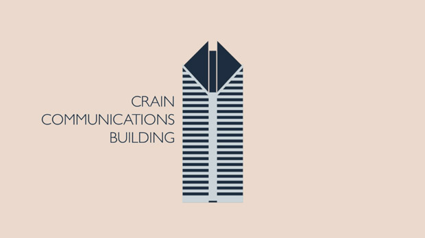 Chicago, Crein Communications Building