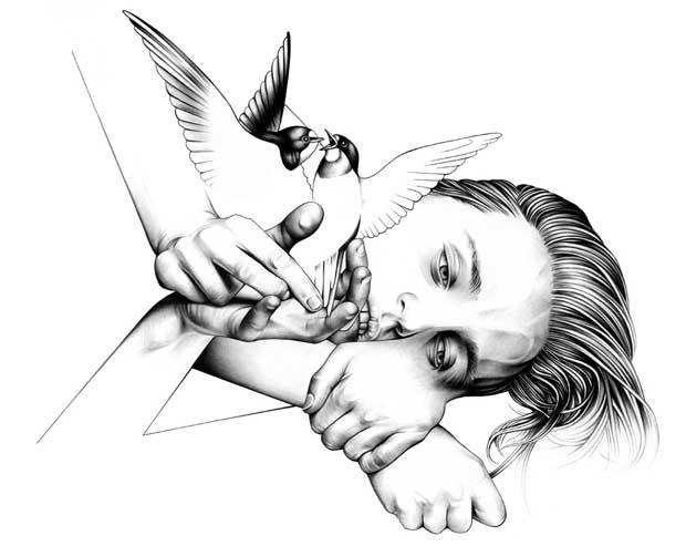 Pansy&Lowbrow, ilustración de Ricardo Fumanal