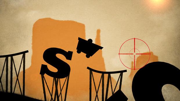 Type:Rider, juego para dispositivos móviles producido por Canal Arte