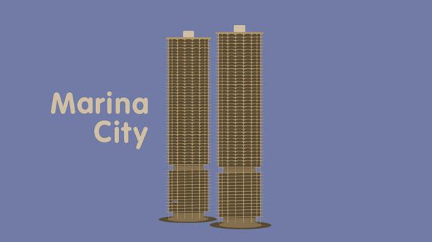 Chicago, Marina City