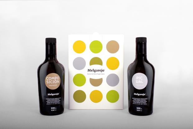 Premium Melgarejo, packagign e identidad gráfica