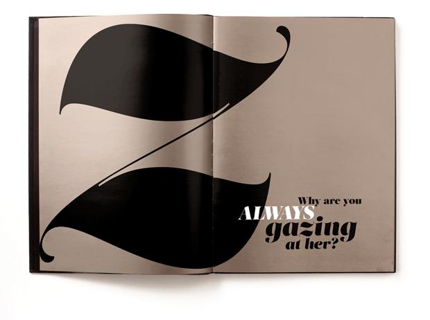 Salomé, familia tipográfica diseñada por Atipo